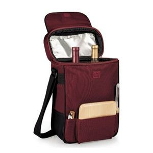 Nwt Duet Wine & Cheese Tote insulated cooler bag